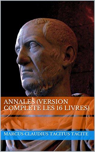 Télécharger en ligne Annales (Version complète les 16 livres) pdf, epub