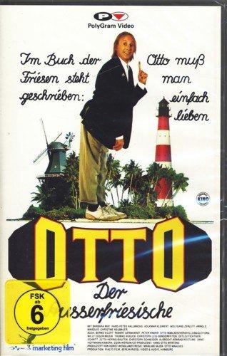 Otto - Der Außerfriesische [VHS]