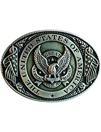 Spirit of Isis B167 Buckle Gürtelschnalle The United States Of America