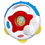 Playskool Rocktivity Rock n Rhythm Tambourine Toy