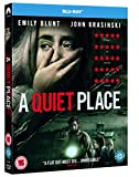 A Quiet Place (Blu-Ray) [2018] [Region Free] only £12.99 on Amazon