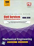 Civil Services Examination is considered a pioneer job in our country by Engineers. MADE EASY Team has made a deep study of previous exam papers of Civil Services Preliminary examination and observed that a good percentage of questions asked in Engin...