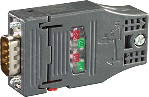 SIEMENS - CONECTOR CONEXION FASTCONNECT AXIAL PC 12MBIT/ SERIE