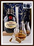 Geschenk Pampero Aniversario Reserva Exclusiva Rum + Flaschenportionierer + 2 Original Glencairn Gläser kostenloser Versand