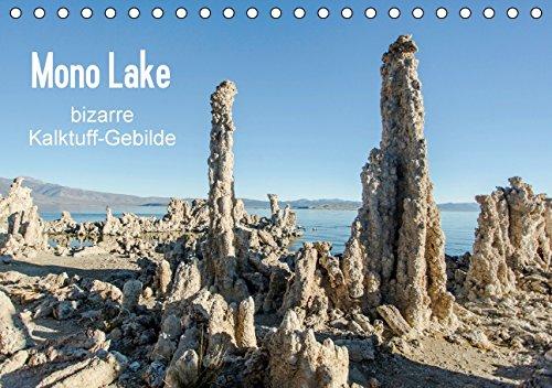 Mono Lake - bizarre Kalktuff-Gebilde / CH-Version (Tischkalender 2015 DIN A5 quer): Bizarre Kalktuff-Gebilde am Mono Lake begleiten durchs Jahr (Monatskalender, 14 Seiten)