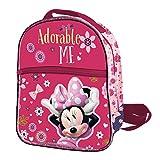 Disney Minnie Mouse AS016/AST0946 - Mochila infantil, 24 cm, multicolor
