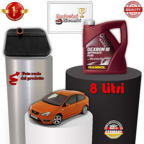 KIT FILTRO CAMBIO AUTOMATICO E OLIO FOCUS II 2.0 107KW 2008 -> /1088