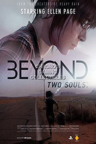 CGC Huge Poster - Beyond Two Souls PS3 - OTH009 (24 x 36 (61cm x 91.5cm)) by Third Party