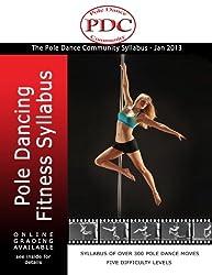 Pole Dancing Fitness Syllabus 2013 - colour