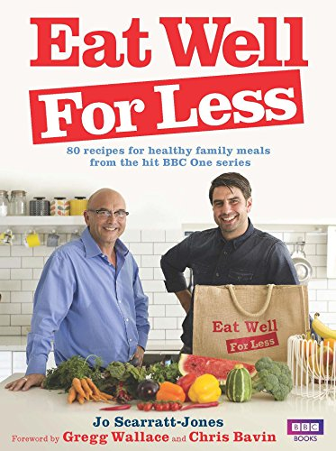 Eat Well for Less Cover Image