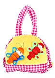 Tickles Girl's Handbag (Pink,At-B235)