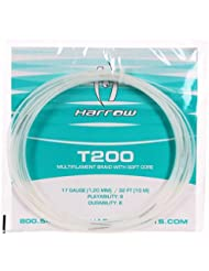 Harrow T200 Squash Saite Set – 17/1.20 mm Kristall
