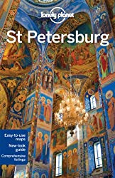 Lonely Planet St. Petersburg (City Guide)
