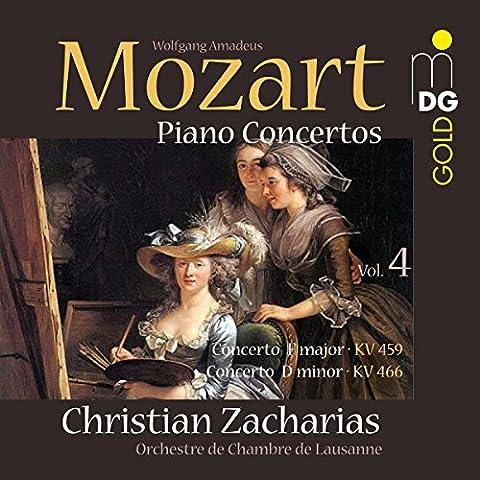 Piano Concertos Vol. 4: Concertos Nos. 19 & 20