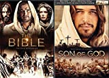 The Bible: The History Channel's Epic Miniseries & Son of God (5 Disc Collection)