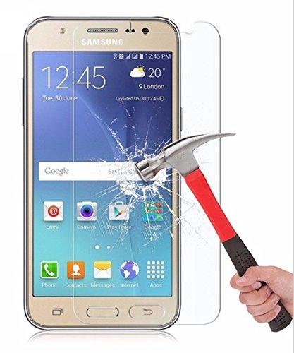 itronik® 9H Hartglas / Panzerglas für Samsung Galaxy J5 (2016) / Bildschirmschutzglas / Bildschirm Schutz Folie / Schutzglas / Echte Glas / Verb&englas / Glasfolie