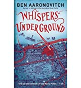 [ WHISPERS UNDER GROUND BY AARONOVITCH, BEN](AUTHOR)PAPERBACK