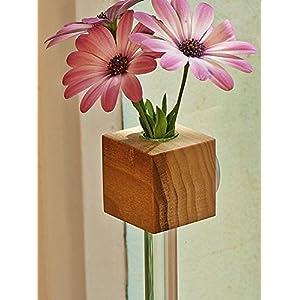 Fenstervase Tulpin Blumenvase