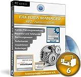 Faktura Manager Kfz Werkstatt Rechnungsprogramm Netzwerk Software 6 PC