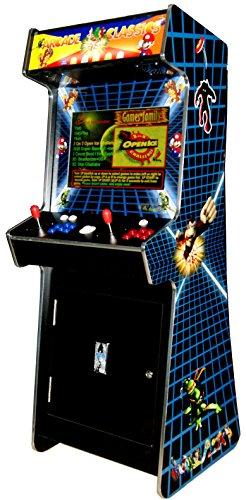 G-88 Arcade Video Machine TV Spielautomat Standgerät Cabinet Automat 1940 Spiele