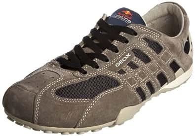 Geox U SNAKE RED BULL A U11B9A01422C0244, Herren Sneaker, Grau (GREY/BLUE C0244), EU 39