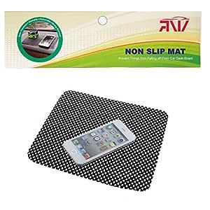 ARNV ASMAT Car Dashboard Anti-Slip Mat for All Cars (Black)