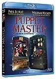 El Amo de las Marionetas 1989 BD Puppet Master [Blu-ray]