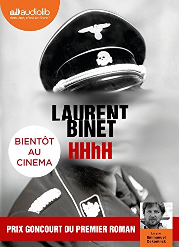 HHhH: Livre audio 1 CD MP3