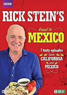 Rick Stein: The Road to Mexico (TV Tie in): Amazon.co.uk: Stein ...