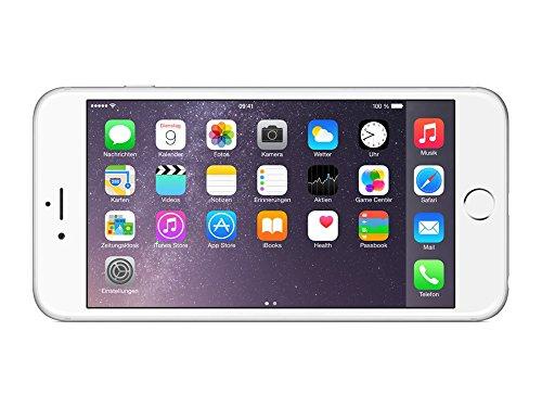 Apple iPhone 6 Plus, 16 GB Speicher, silber - 3