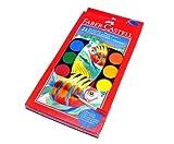 RCECHO 174; Faber Castell Andere Aquarelle Farbkasten 21 Farben + Pinsel 125021 PB448 174; Vollversion Apps Ausgabe