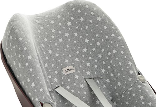 JANABEBE MAXI-COSI COVER LINER White Star for PEBBLE and BEBE CONFORT