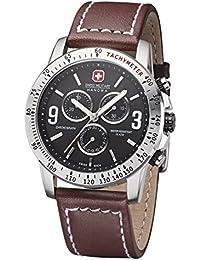 Swiss Military Hanowa Crusader Hombre Reloj Chrono 06–4267.04.007