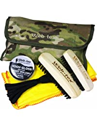 Web-Tex Multicam Combo (Boot Care and Sewing Kit)
