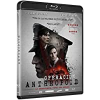 Operación Anthropoid Blu-Ray