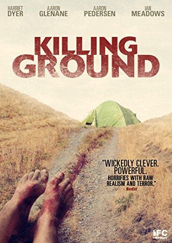 KILLING GROUND - KILLING GROUND (1 DVD)