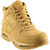 Nike Men's Air Max Goadome QS Flax/Flax/Gum Light Brown Boot 10 Men US