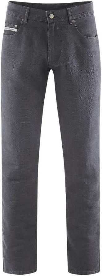 HempAge Unisex Erwachsene 100% Hanf Jeans