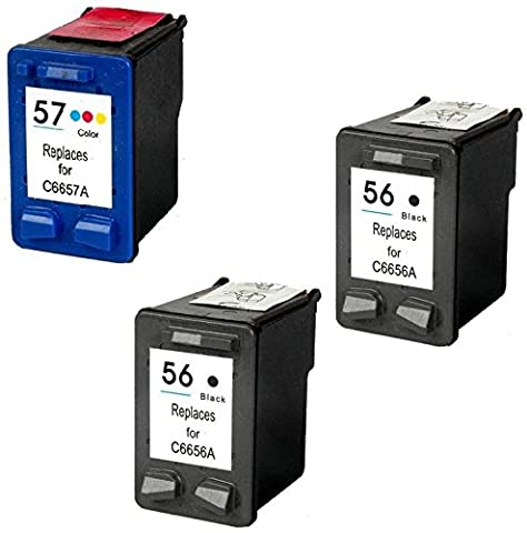 Prestige Cartridge Compatible Ink Cartridges Replacement for HP 56 /