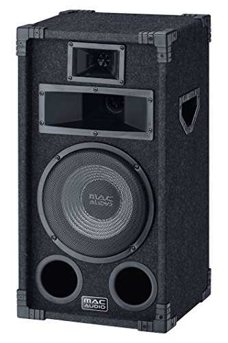 Mac Audio Soundforce 1200, Partylautsprecher (1 Stück) - 2