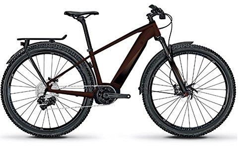 Focus JARIFA² ACTIVE EQUIPPED Herren E-Bike 500Wh E-Montainbike Elektrofahrrad Havannabrown matt RH 44 cm/29 Zoll