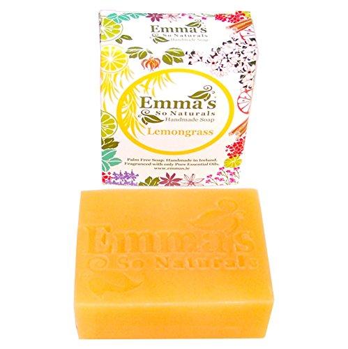 Hecho a mano aceite de palma de jabón con citronela Aceites Esenciale