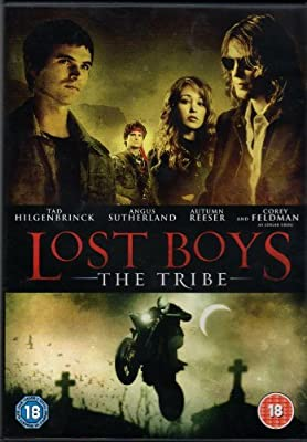 LOST BOYS - THE TRIBE (1 DISC) by TAD HILGENBRINK