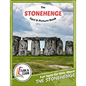 The Stonehenge Fact and Picture Book: Fun Facts for Kids About Stonehenge (English Edition)