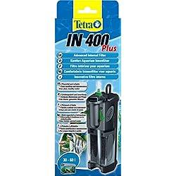TETRA IN 400 Plus - Filtre Intérieur pour Aquarium de 30 à 60L