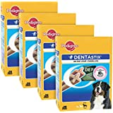 PEDIGREE DENTASTIX Dental Chews - Large Dog, Pack of 4 (Total 4 x 28 Sticks)