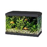 Ciano Aqua 20 Aquarium with LED Lights & Filter BLACK