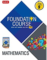 FOUNDATION COURSE MATHEMATICS CLASS-9