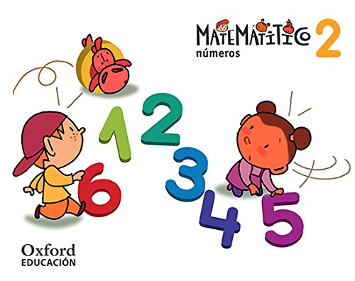 Matematitico. Cuadernos de Números. Nivel 2 (Matematítico) - 9788467381320