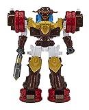Power Rangers 43598 Ninja Steel Bullrider Megazord